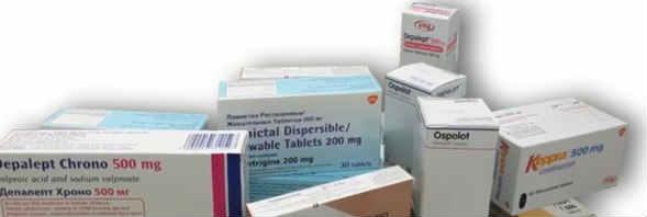 Побочные эффекты противоэпилептические препараты